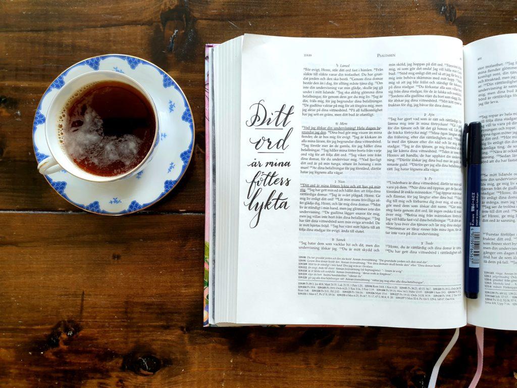 Anteckningsbibeln