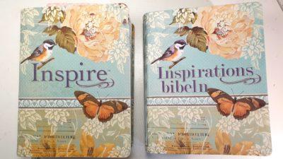 Inspire Bible på svenska