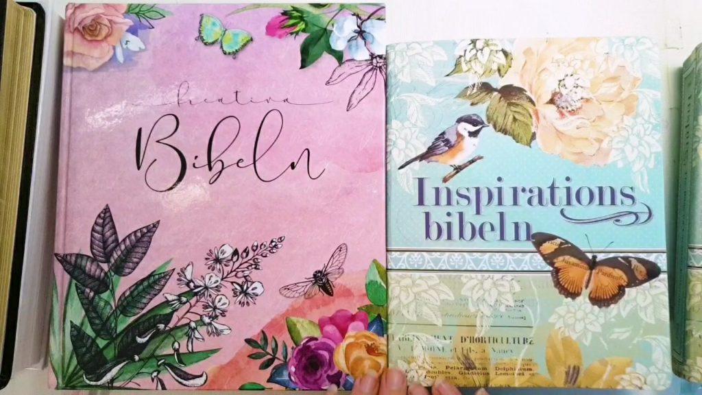 Kreativa Bibeln VS InspirationsBibeln